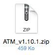 Example of Advanced Top Menu Module Zip File