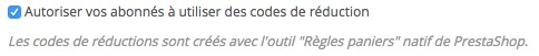autoriser-vos-abonnes-a-utiliser-des-codes-de-reductions